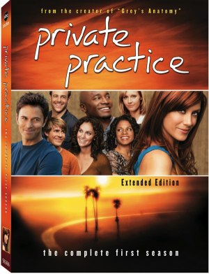 Private Practice Season One DVD