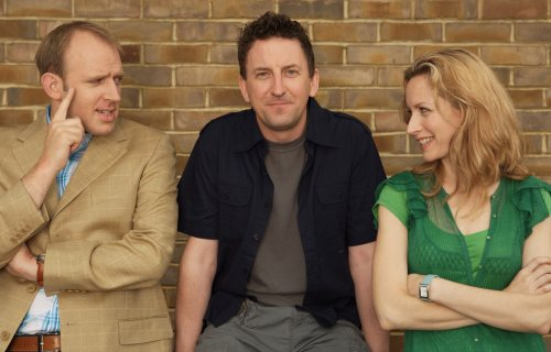 Not Going Out - Tim Vine, Lee Mack and Megan Dodds