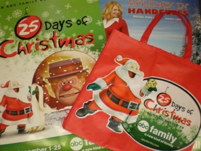 25 Days of Christmas Prize Pack Giveaway