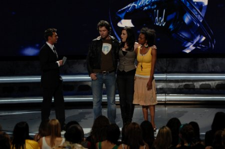 American Idol - Bottom 3 Top 8