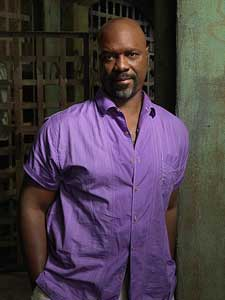 Robert Wisdom - Prison Break Season 3