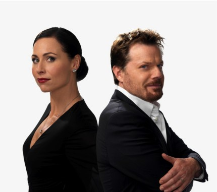 The Riches - Minnie Driver and Eddie Izzard