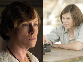 Amy Madigan and Clea DuVall