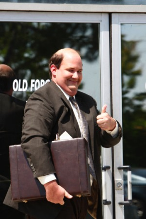 The Office -  Brian Baumgartner as Kevin Malone