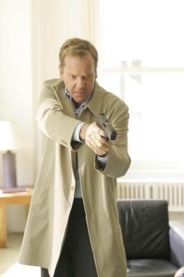 "24 - Kiefer Sutherland as Jack Bauer in the ""24: Day 7″"