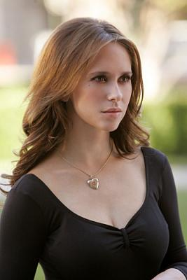 "Ghost Whisperer - Melinda (Jennifer Love Hewitt) and in ""Weight Of What Was"""