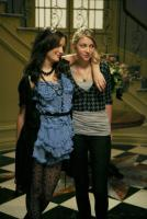 Gossip Girl - Leighton Meester as Blair and Taylor Momsen as Jenny in