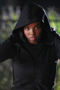 "HEROES - Dana Davis as Monica Dawson in ""Truth and Consequences"""