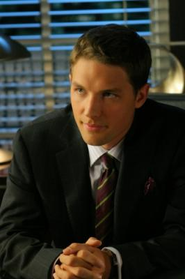 """SMALLVILLE - Michael Cassidy as Grant in """"Wrath"""" on the CW"""