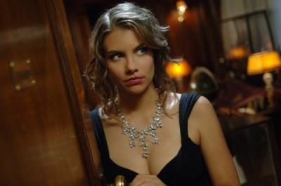 """SUPERNATURAL - Lauren Cohan as Bela in """"Red Sky at Morning"""" on The CW"""