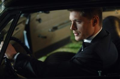 """SUPERNATURAL - Jensen Ackles as Dean in """"Red Sky at Morning"""" on The CW"""