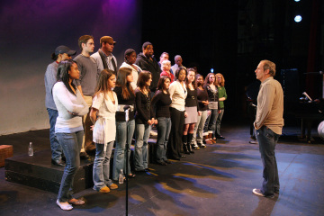 CLASH OF THE CHOIRS - Michael Bolton with his Choir
