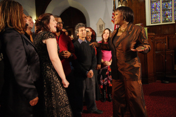 CLASH OF THE CHOIRS - Patti Labelle With Her Choir