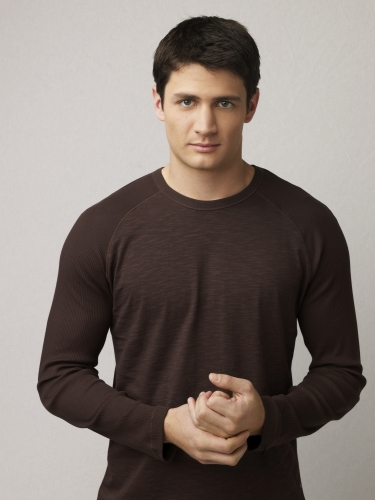 ONE TREE HILL - James Lafferty as Nathan Scott