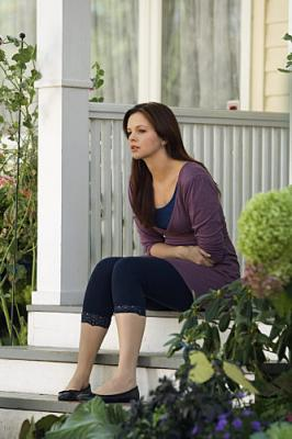 THE RUSSELL GIRL - Amber Tamblyn as Sarah Russell on CBS