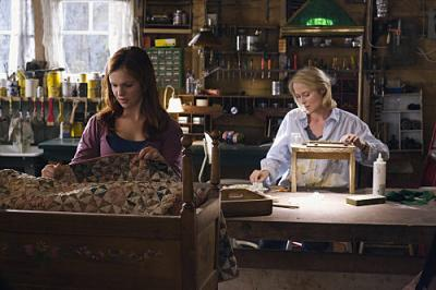 THE RUSSELL GIRL - Amber Tamblyn as Sarah Russell and Jennifer Ehle as Lorraine Morrissey as Evan on CBS