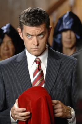 "PSYCH - Tim Omundson as Roland Lassiter in ""Dis-Lodged"""