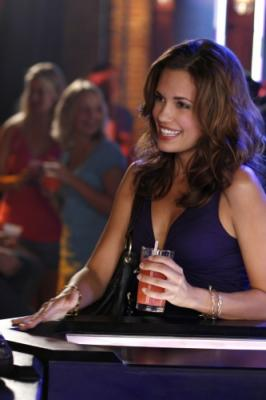 """ONE TREE HILL - Torrey DeVitto as Carrie """"Racing Like a Pro"""""""