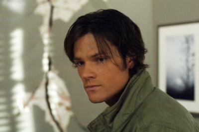 "SUPERNATURAL - Jared Padalecki as Sam Winchester in ""Malleus Maleficarum"""