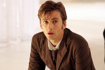 DOCTOR WHO - David Tennant as The Doctor