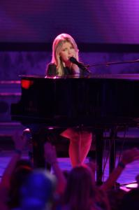 AMERICAN IDOL - Brooke White