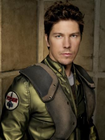 BATTLESTAR GALACTICA - Michael Trucco as Sam Anders