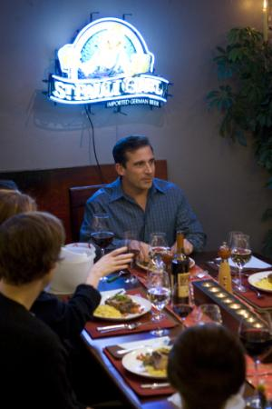 "THE OFFICE - Steve Carell as Michael Scott in ""The Dinner Party"""