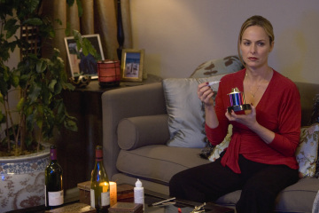 "THE OFFICE - Melora Hardin as Jan Levinson in ""The Dinner Party"""