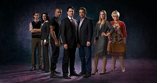 Criminal Minds - The Team