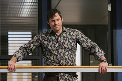 "CRIMINAL MINDS -  Nicholas Brendon as Kevin Lynch in ""Damaged"""