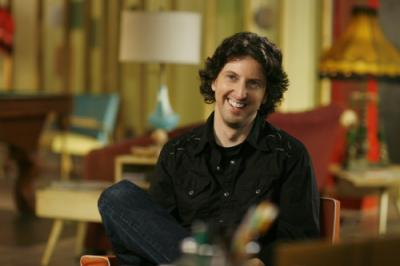 Mark Schwahn as Max on ONE TREE HILL