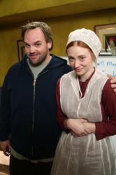 Ethan Suplee as Randy, Deborah Ann Woll as Greta