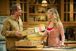 Bill Engvall and Jennifer Lawrence (Lauren Pearson)