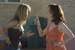 Mary McCormack as Mary Shannon, Lesley Ann Warren as Jinx Shannon