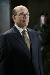 Robert Picardo as Agent Richard Woolsey