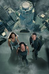 Terminator: The Sarah Connor Chronicles - Summer Glau, Sarah Connor (Lena Headey), and  John Connor (Thomas Dekker)