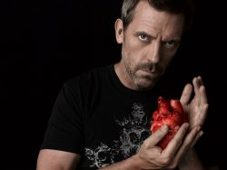 House - Hugh Laurie as Dr. Gregory House