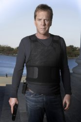 24 - Kiefer Sutherland as Jack Bauer