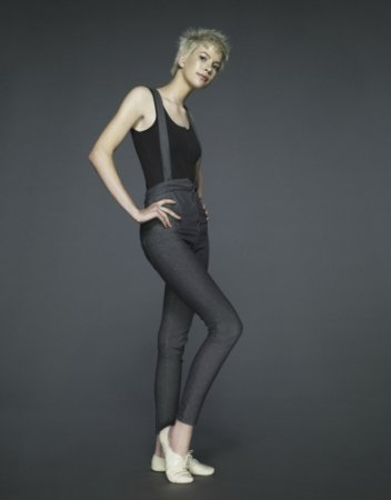 America's Next Top Model - Marjorie from Cycle 11