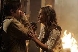 Ghost Whisperer - Christian (Russell Sams), Melinda (Jennifer Love Hewitt)