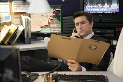 Jonathan LaPaglia as Special Agent Brent Langer