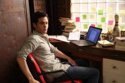 Gossip Girl - Penn Badgley as Dan