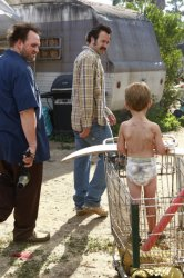 Ethan Suplee as Randy, Jason Lee as Earl