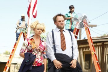 Jaime Pressly as Joy, Ethan Suplee as Randy