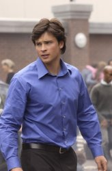 Smallville - Tom Welling as Clark Kent