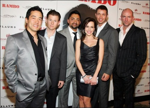Tim Kang (1st on left)