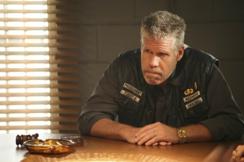 Ron Pearlman - Sons of Anarchy