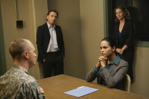 Tim Roth, Monica Raymund, Kelli Williams - Lie to Me