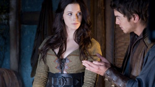 Bridget Regan, Craig Horner - Legend of the Seeker