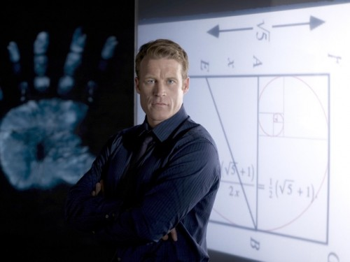Mark Valley (John Scott) - Fringe
